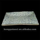 porcelain hand painting rectangular plate