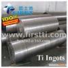 Supply Gr12 titanium alloy ingot,titanium ingots