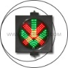 led traffic light SPCD 200-3-2INI