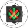 led traffic light SPCD 200-3-2INI