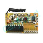 4 Channels High level Output Superheterodyne Wireless RF Receiver Module Receiving Modules With Decoder 5V DC 315/433 mhz