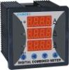 SCD914Z-7X4-3I 72*72digital 12v ammeter