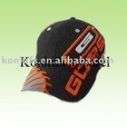 Sports Cap with Fashionable Printings, Made of Mesh and Cotton, One Sizes Fits All