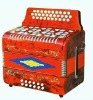 31K12BS 3 Register Button Accordion