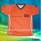 100%polyester soccer jersey