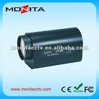 10-200mm DC Auto Iris Zoom CCTV Lens