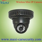 the newewst wireless mini dome IP camera with 15m IR distance,