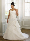 2011 newest style sweetheart plus size wedding dress(wd11004)