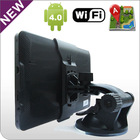 2013 Newest android 4.0.3 tablet gps for Shenzhen OEM factory