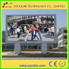 big roadside LED outdoor billboard P25 ad panel