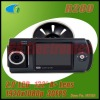 In Stock Now! Original Factory R280 5.0M Pixels Full HD 1920x1080p 30FPS Car DVR w/2.0 TFT LCD/Wide Angle Glass Lens/H.264/HDMI