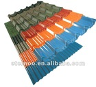 Galvanized corrugated colorful stainless steel roofing sheet