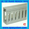 High quality pvc wiring duct with CE and RoHS certificate