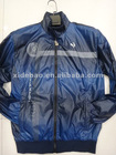 men jackets in apparel with seam taping, 100% polyester