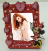 frame toy plastic photo frame love