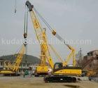 XCMG QUY50 hydraulic crawler crane, 50 ton crawler crane