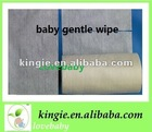 disposable soft 100% bamboo baby wet wipe,dry wipe