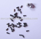 Carbide studbodies for the tyre stud, spike, shoes, horses, buses, trucks, etc.