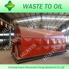 China Waste Tyre Recycling Machine