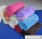 The same multicolor star coral fleece blanket