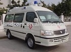 (Manufacturer): Medical equipment / Intensive Care Ambulance with GOLDEN DRAGON chassis