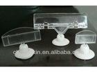 clear plastic sales promotion clip