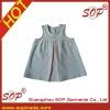 2012 latest 100% cotton toddler dresses