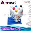 Hot! Refill Sublimation ink for Desktop printers ( 1kg per bottle)