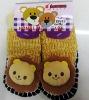 2012 fashion Baby sock cotton baby shoe socks
