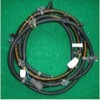 Electronic fan wire harness