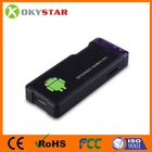 In stock Android 4.0 Mini PC IPTV Google Internet TV Smart Android Box DDR3 1GB RAM 4GB ROM Allwinner A10 MK802