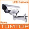 Wireless Waterproof Fake Dummy IR LED Surveillance Camera
