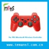 Bluetooth vibration joystick for ps3 video game accessories
