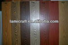 easy lock laminate flooring real wood surface 8.3mm