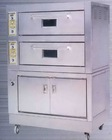 electric baking oven with ferment box