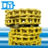Komatsu bulldozer track chain link D60