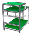 supply aluminium fold worktable(ESD)