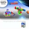Baby bricks, plastic blocks,robot