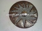 iron wall decoration,metal crafts,iron giftware,abstract crafts JY-IRW057