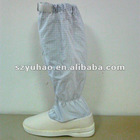 Long-face Cleanroom PU Shoes