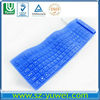 Hot selling products PS2/USB flexible colored silicone rubber laptop computer keyboard