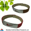 fashion hand made leather bracelet