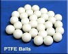 100% Virgin PTFE ball