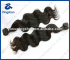 Hot sale body wave indian remy human hair weave