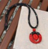 Graceful Chinese Style Pendant Necklace Sweater Chain