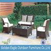 garden furniture rattan sofa set