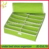2012 fashionable household item under bed shoe organizer