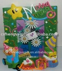 Colorful Polyresin Decorative Picture Frames