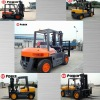 fork lift truck diesel power with Chinese engine or ISUZU engine