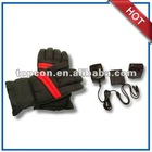 battery heated gloves,rechargable battery heating glove